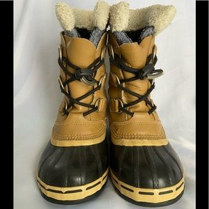 SOREL Yoot Pac Kids Youth Waterproof Snow Boots 2